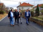 Aleksinacka ulica PRVI PUT dobija asfalt