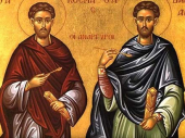 Danas su Sveti VRAČI KOZMA I DAMJAN