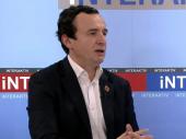 Kurti: Nije potrebno ubrzanje pregovora sa Beogradom