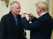 Slavni glumac odlikovan nacionalnim Ordenom umetnosti