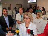 Dve decenije PTO: Stručno i savesno uz pacijente kada je NAJTEŽE (FOTO)