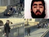 TRENUTAK KADA JE SAVLADAN TERORISTA IZ LONDONA Prolaznici se obrušili na njega, a onda ga je policija likvidirala