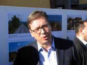 Vučić sa kineskom ambasadorkom i o JUŽNOJ PRUGI