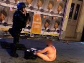 Navijači Galatasaraja divljali po ulicama Pariza (VIDEO)