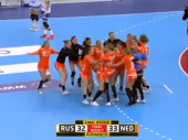 Holanđanke prve finalistkinje, savladana Rusija