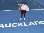 Serena osvojila titulu i sav novac donirala Australiji
