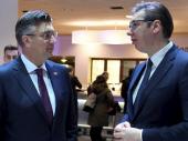 Vučić u Davosu sa evropskim liderima o ekonomskom rastu