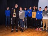 Tri priznanja za FK Radnik