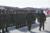 Ministar Vulin u BAZI JUG obišao najbolji bataljon Kopnene vojske