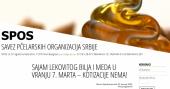 Sajam lekovitog, začinskog, ukrasnog bilja i meda u Vranju