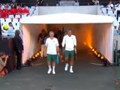 Rodžer i Rafa napravili spektakl i oborili rekord u Južnoj Africi: Federerova majka u centru pažnje (VIDEO)