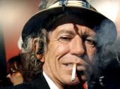 Kit Ričards u 77. godini ostavio cigarete