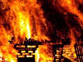 Izgoreo deo kuće, nepokretnu ženu spasla ćerka