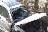 Zapaljen još jedan automobil u Vranju
