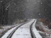 Havarija na barskoj pruzi: Sneg napravio haos, saobraćaj u prekidu satima!