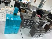 U zaglavljenoj pregradi švercovani parfemi vredni PET MILIONA DINARA