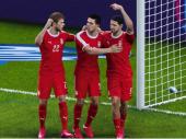 Srbija se pored Španije i Engleske prošetala do Evropskog prvenstva