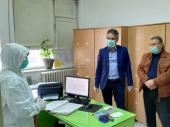 ATD prva linija odbrane od KORONAVIRUSA, za dan pregledana 52 pacijenta