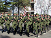 Vulin: Inficirano devetoro vojnika