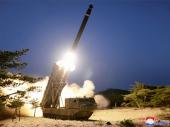 Severna Koreja nema problem sa koronavirusom, testirali raketni bacač
