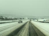 Vranje: Oprez zbog SNEGA na putevima