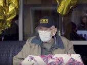 Deka (104) pobedio koronu: Preživeo i Drugi svetski rat i Španski grip (VIDEO)