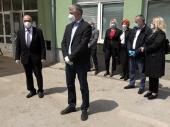 Bugarska donirala ZAŠTITNU OPREMU medicinarima na jugoistoku Srbije