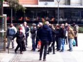 Penzioneri došli po 100 evra, redovi pred bankama i poštama