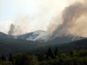 Vatra pod kontrolom: Zaustavljeno širenje požara u studeničkom kraju VIDEO