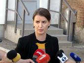 Brnabić zakazala Krizni štab zbog situacije u Vranju