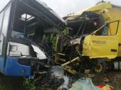 Teška saobraćajna nesreća kod Vranja