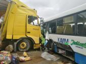 POGINUO vozač KAVIM JEDINSTVA u stravičnom udesu kod Vranja (FOTO,VIDEO)