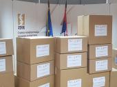 SKGO obezbedila zaštitnu opremu za Vranje