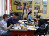 Likovna radionica nastavlja rad: Priprema za upis u UMETNIČKE ŠKOLE