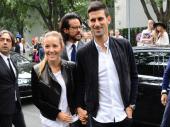 Novak stigao u Beograd, testira se sa porodicom na koronu