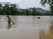 Potop u Srbiji: Voda raznela mostove, puteve, ljudi bežali na spratove, poslata i Žandarmerija...