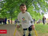 Petogodišnji dečak prikupio više od milion funti za bolnicu VIDEO