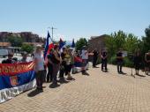 Ratni veterani obeležili Vidovdan u Vranju