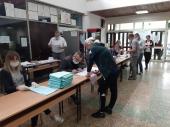 U Vranju otvorena biračka mesta na ponovljenom glasanju