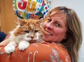 Devet života punim plućima – najstarija mačka na svetu uginula u 32. godini