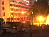 Protesti u Srbiji: Desetine povređenih i privedenih, suzavac, kamenice i pendreci i u Novom Sadu, Nišu i Kragujevcu