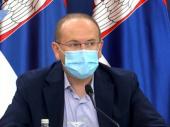 Gojković: To bi bilo izuzetno opasno, mere ostaju