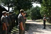Vulin obišao Dobrosin: Vojska u potpunosti kontroliše administrativnu liniju