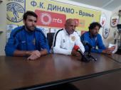 Dinamo dočekuje Trajal