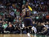 Lebron skroman posle NBA rekorda