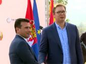 Zaev: Uskoro sa Vučićem o NOVOM GRANIČNOM PRELAZU