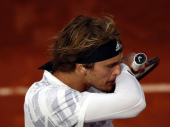 Panika na Rolan Garosu – da li je turnir ugrožen zbog Zvereva?
