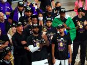 Lebron Džejms je MVP finala