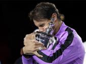Nadal: Voleo bih da me pamte kao dobru osobu, ne kao šampiona