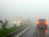 Putevi Srbije: Najgušća magla na putevima juga